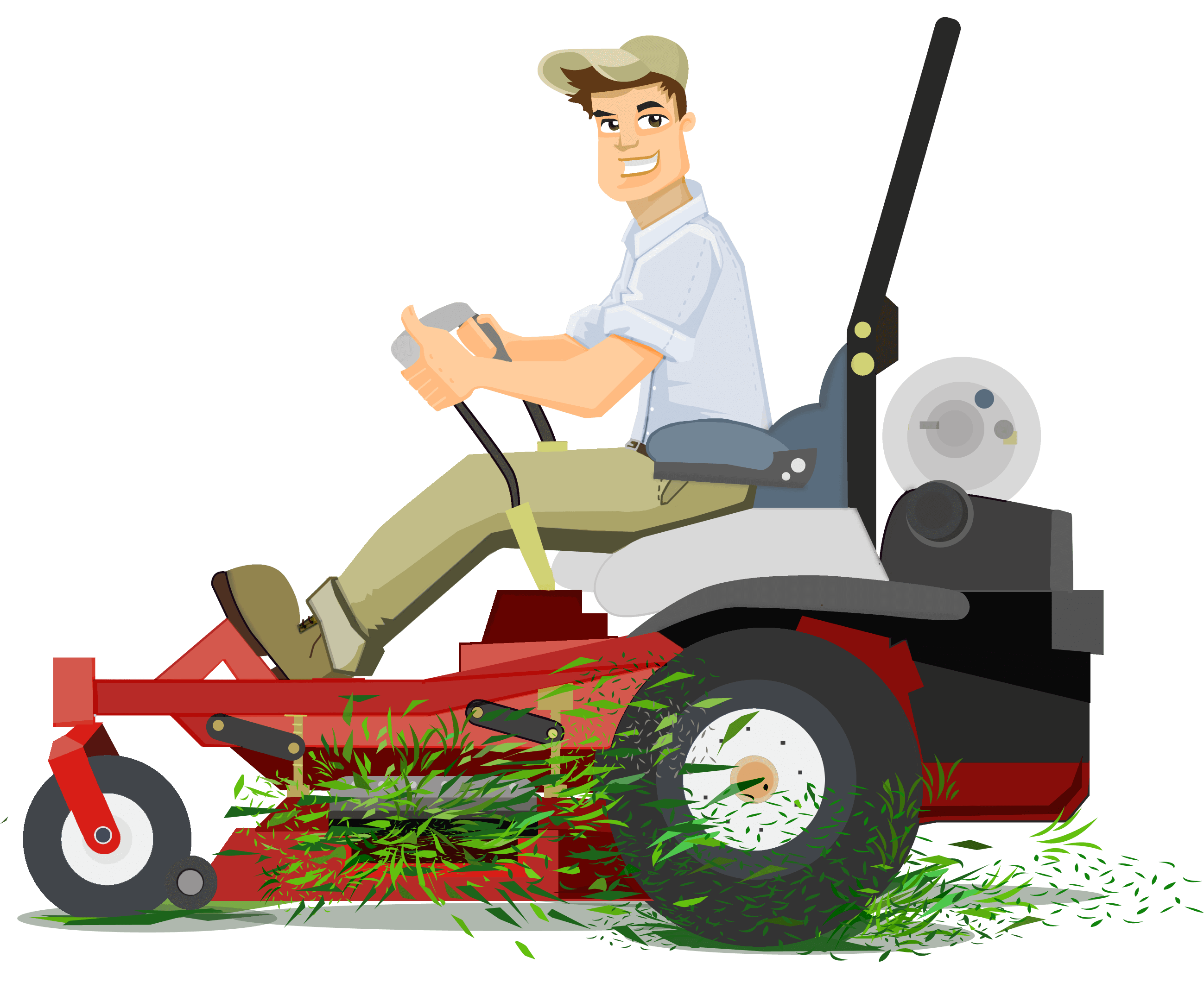 clip art royalty free library Lawn care clipart lawn service. Mow the png transparent.