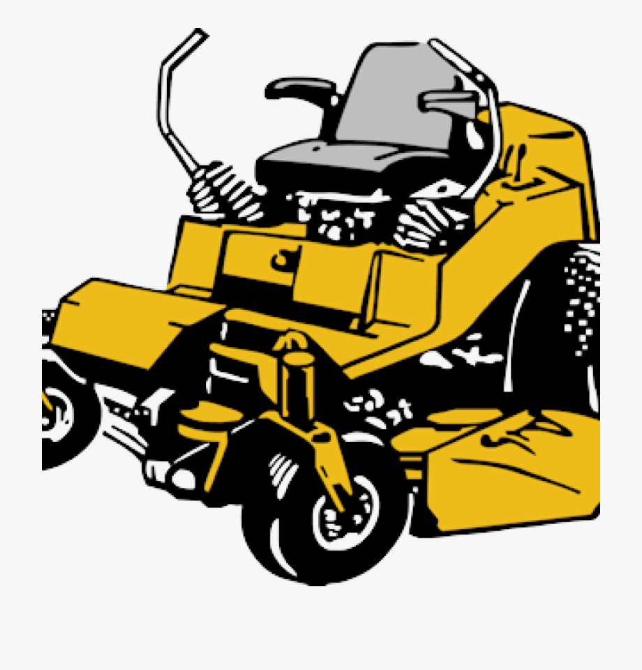 svg black and white Lawn mower png svg. Mowing clipart zero turn.