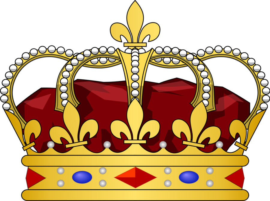 png royalty free download Mr clipart crowning. The king liberty ledger