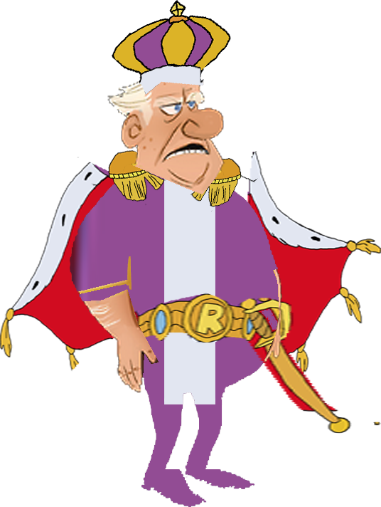 clipart freeuse Mr clipart monarchy. Image humanized ichabeezer copy.