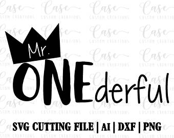 clip black and white download One derful svg first. Mr clipart onederful.