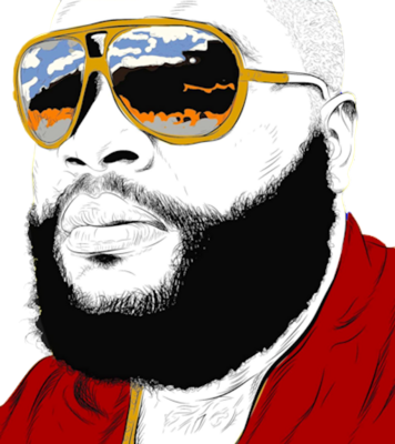 png royalty free library ms drawing rick ross #100058433