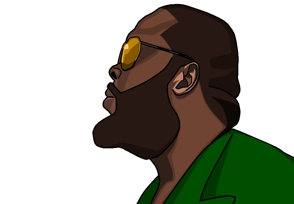 clip free Ms drawing rick ross. Godofdraw drawings on paint