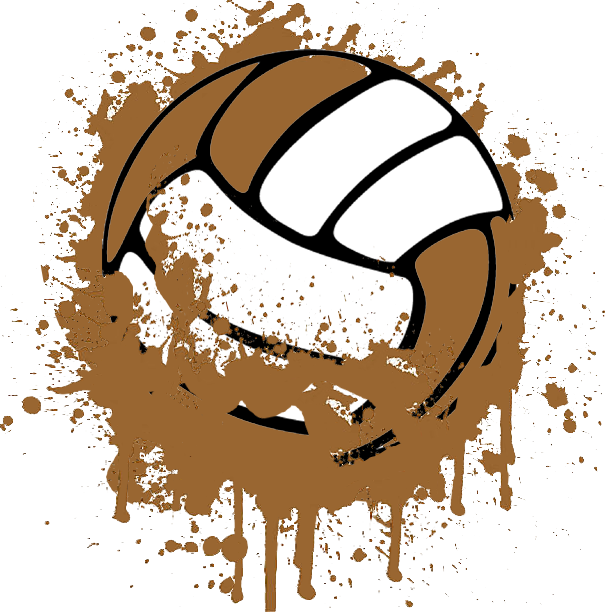 clip freeuse stock Volleyball free on dumielauxepices. Mud clipart