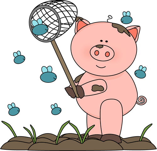 vector royalty free stock Mud clipart cute. Pig free on dumielauxepices.