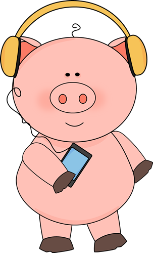 vector royalty free stock Pig free on dumielauxepices. Mud clipart cute.