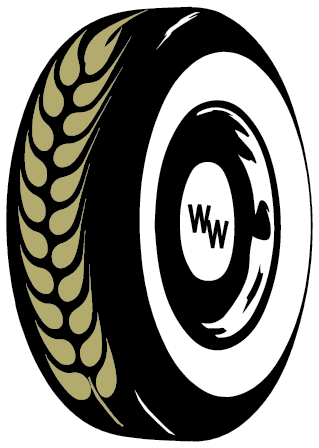 banner royalty free library Truck Tire Clipart