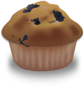 jpg library stock Muffin clipart. Blueberry clip art at.