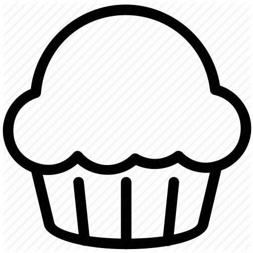 svg library download muffin vector icon #100079568