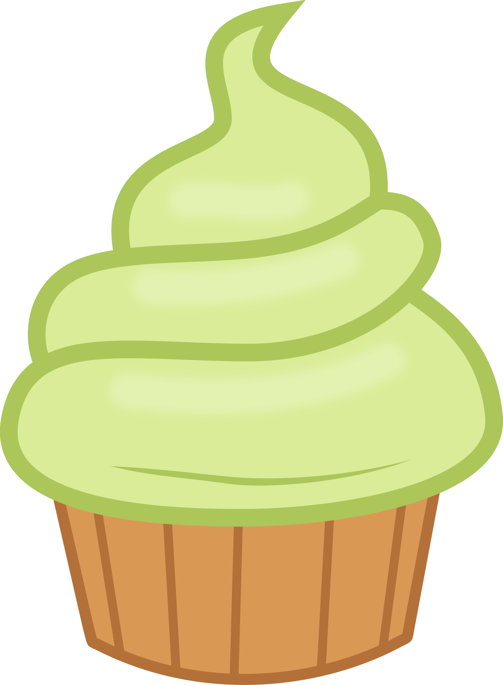 clip art royalty free MLP Style Cupcake by StarshineCelestalis on DeviantArt