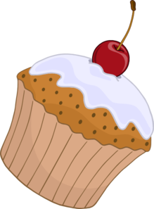 banner Muffins clipart. Muffin clip art at.