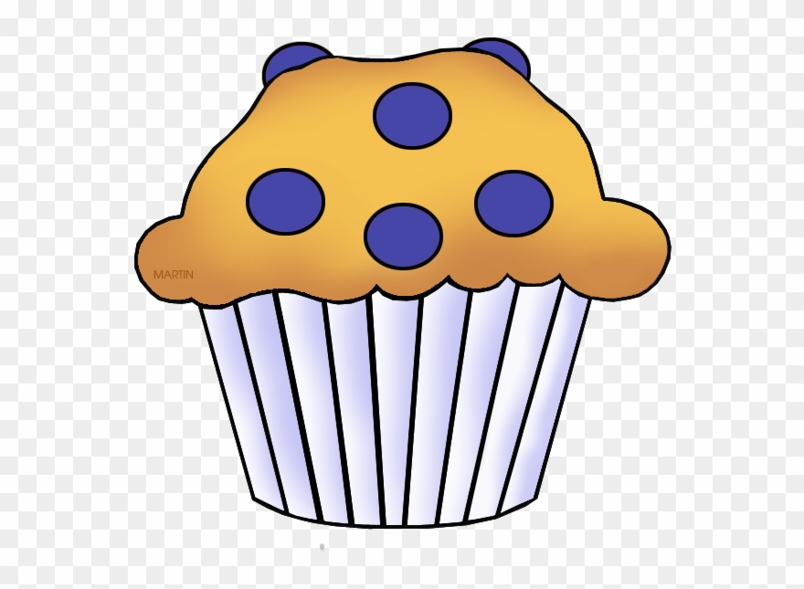 royalty free download Muffins clipart. Blueberry muffin transparent background.
