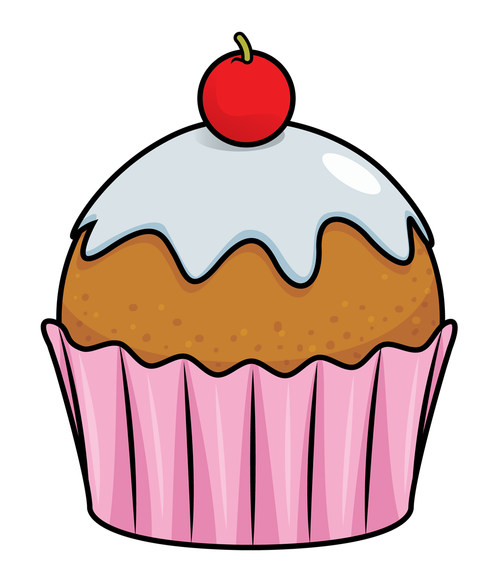 clip free stock Pin by marina on. Muffins clipart.