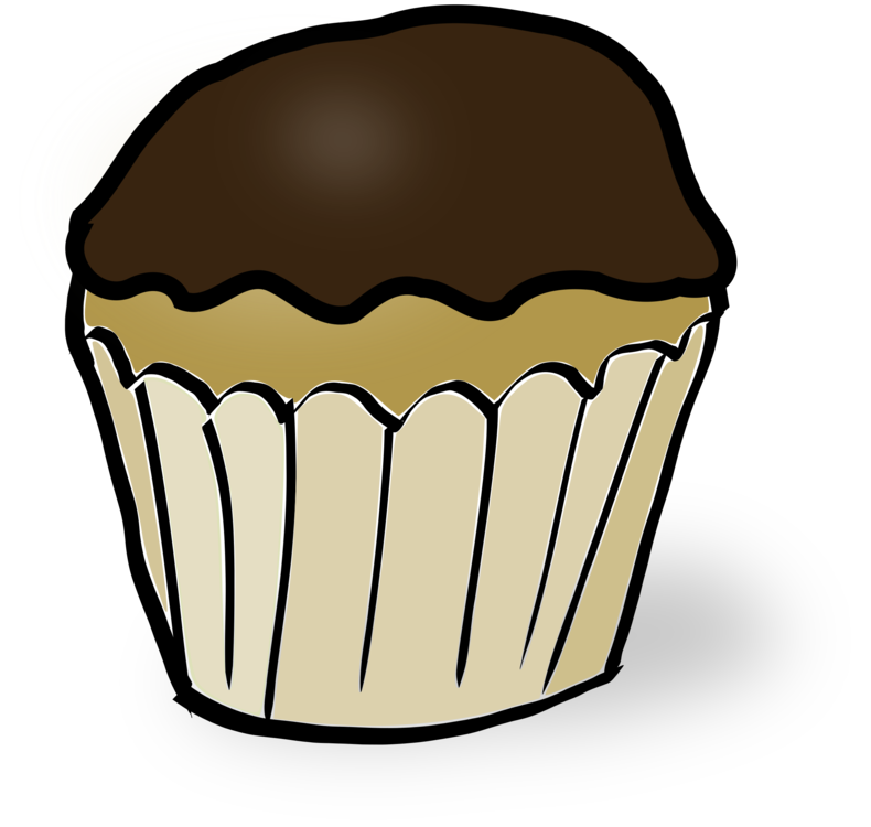 svg stock Muffin cupcake tart frosting. Muffins clipart cat.