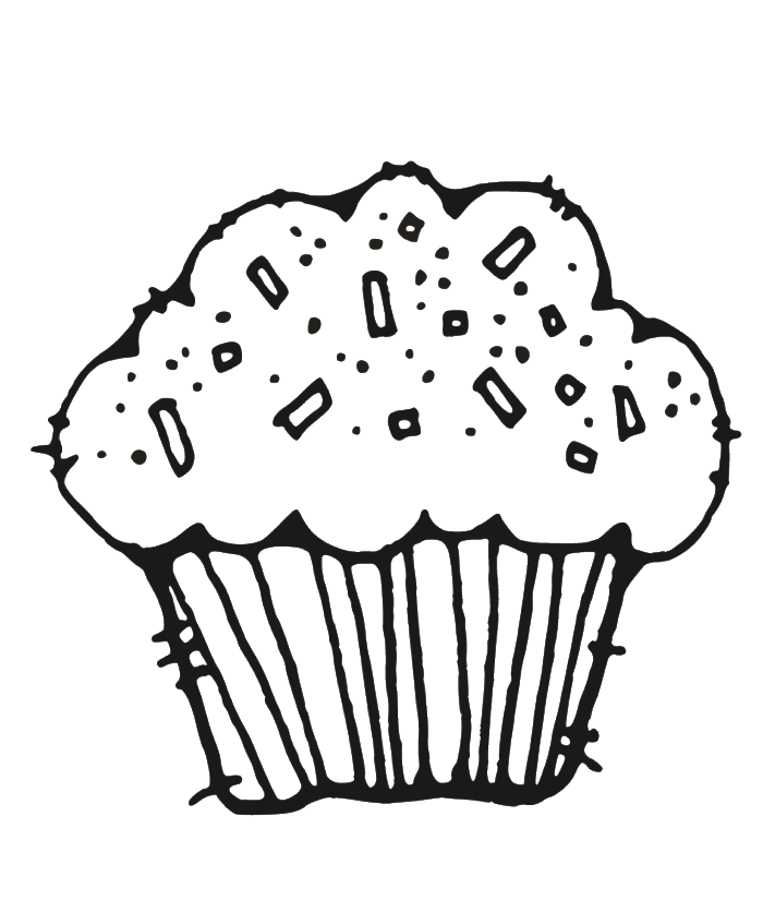 clip art royalty free Baking drawing doodle. Cute muffin at getdrawings