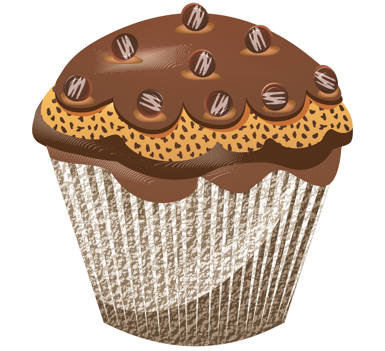 clip royalty free stock Cupcake pinterest clip art. Muffins clipart chalkboard.