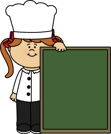 vector Chef clip art images. Muffins clipart chalkboard.