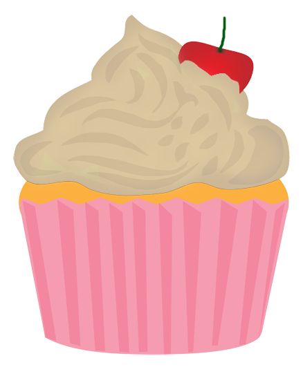 vector free library Muffins clipart elegant. Muffin cupcake free on