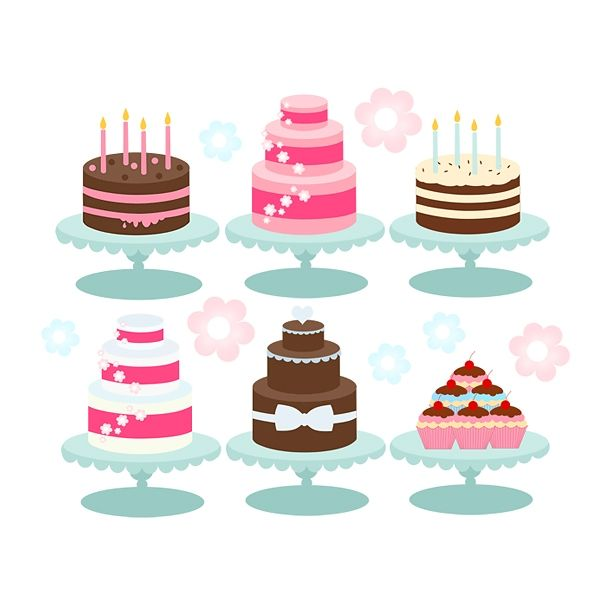 picture black and white library Muffins clipart elegant. Clip art tiered cake