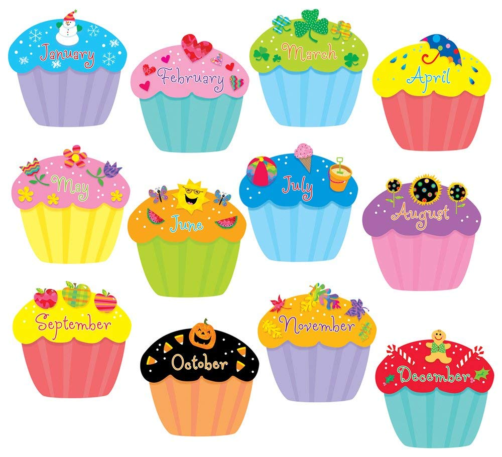 library Transparent png free download. Muffins clipart january.