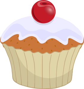 banner royalty free stock Index of tc public. Muffins clipart january.