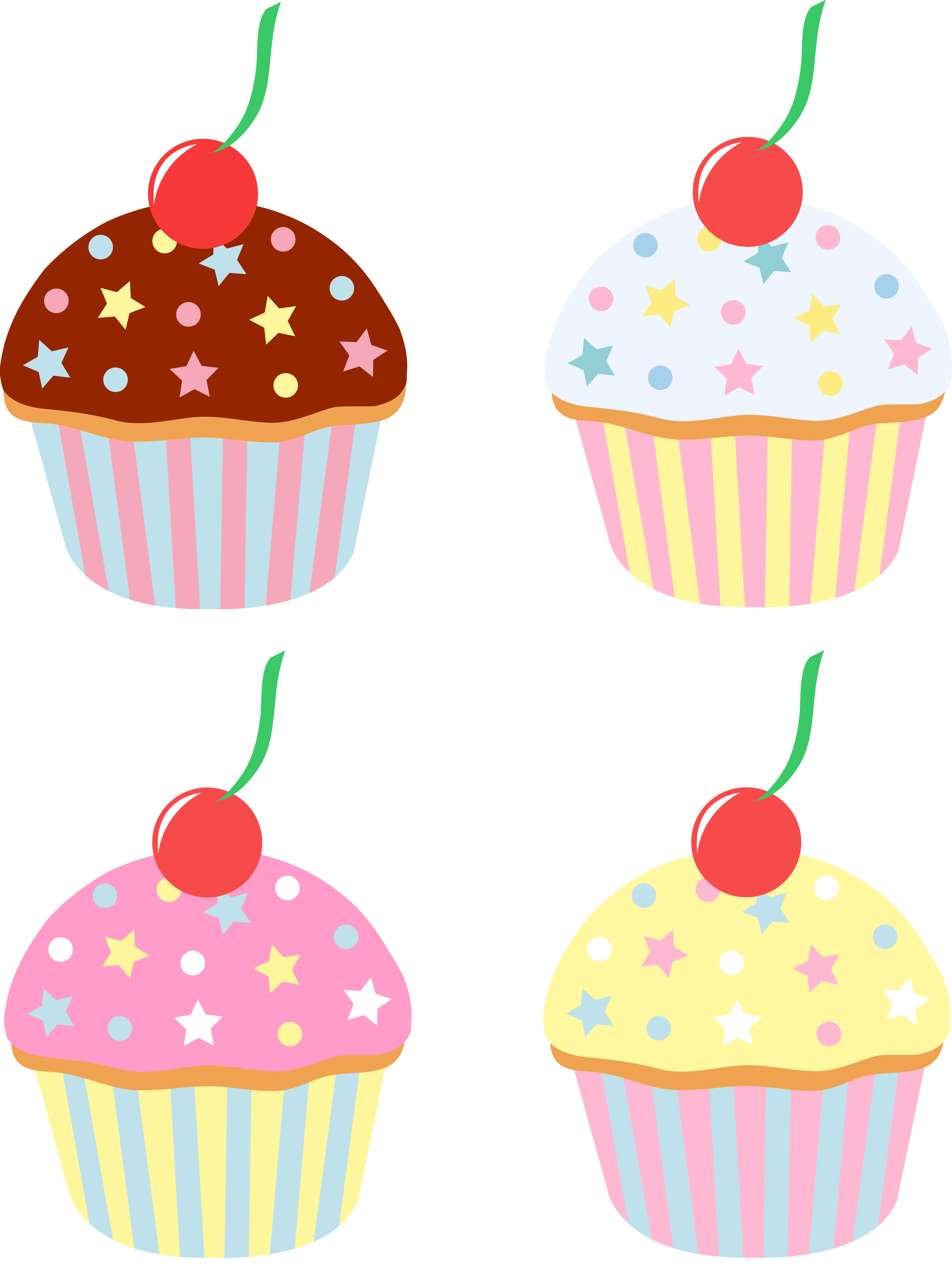 svg royalty free library These sunshine sweet homemade. Muffins clipart strawberry cupcake.