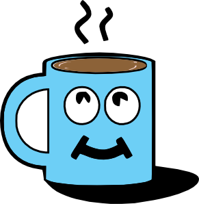 vector library stock Mugs clipart. Hot cocoa mug clip