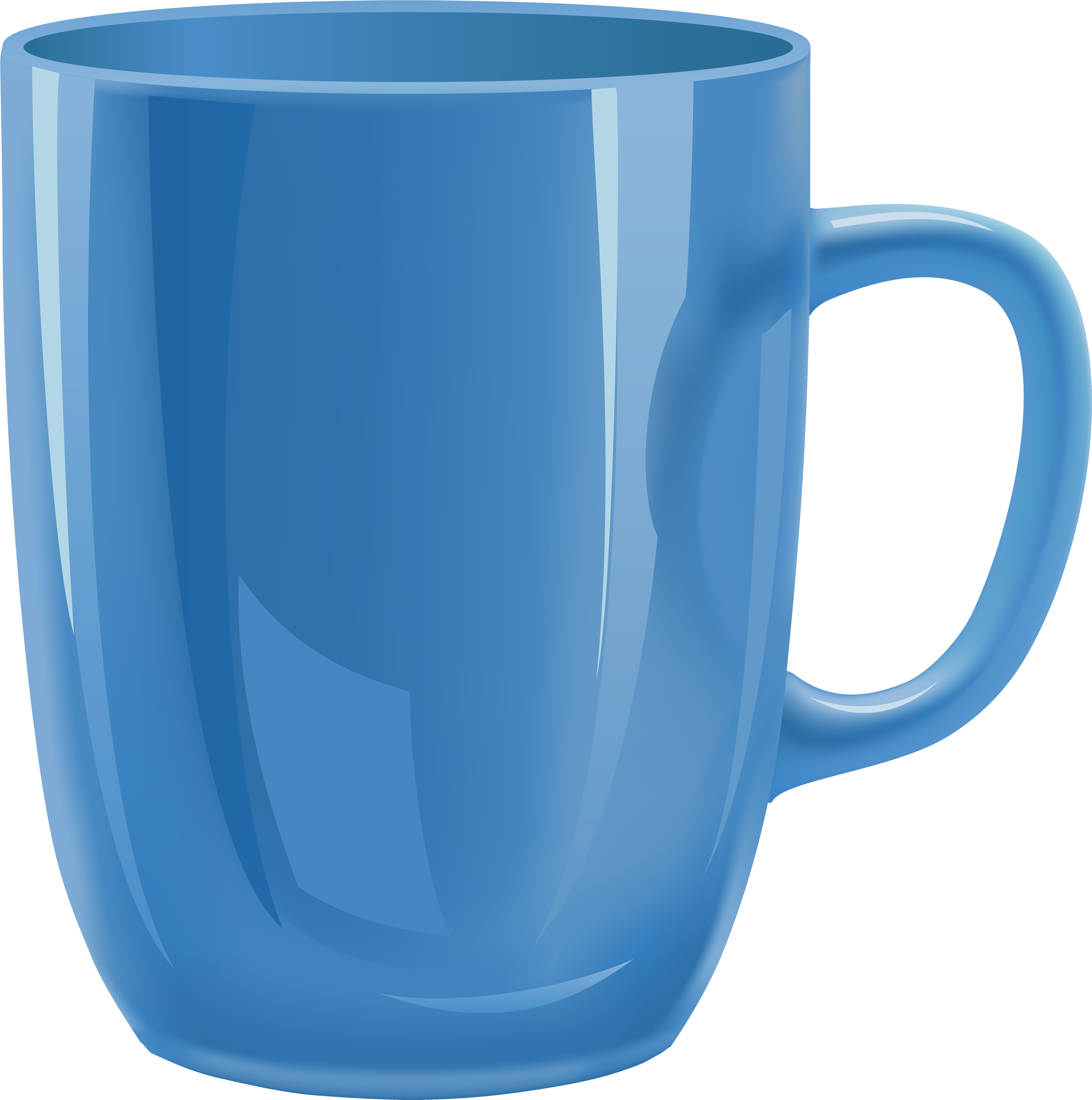 png freeuse Mugs clipart transparent background. Hd blue cup png