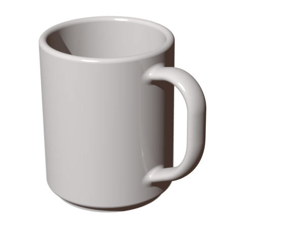 picture black and white stock Mug Transparent Background