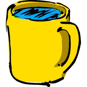 clipart royalty free library Mugs clipart water. Mug cliparts of free.