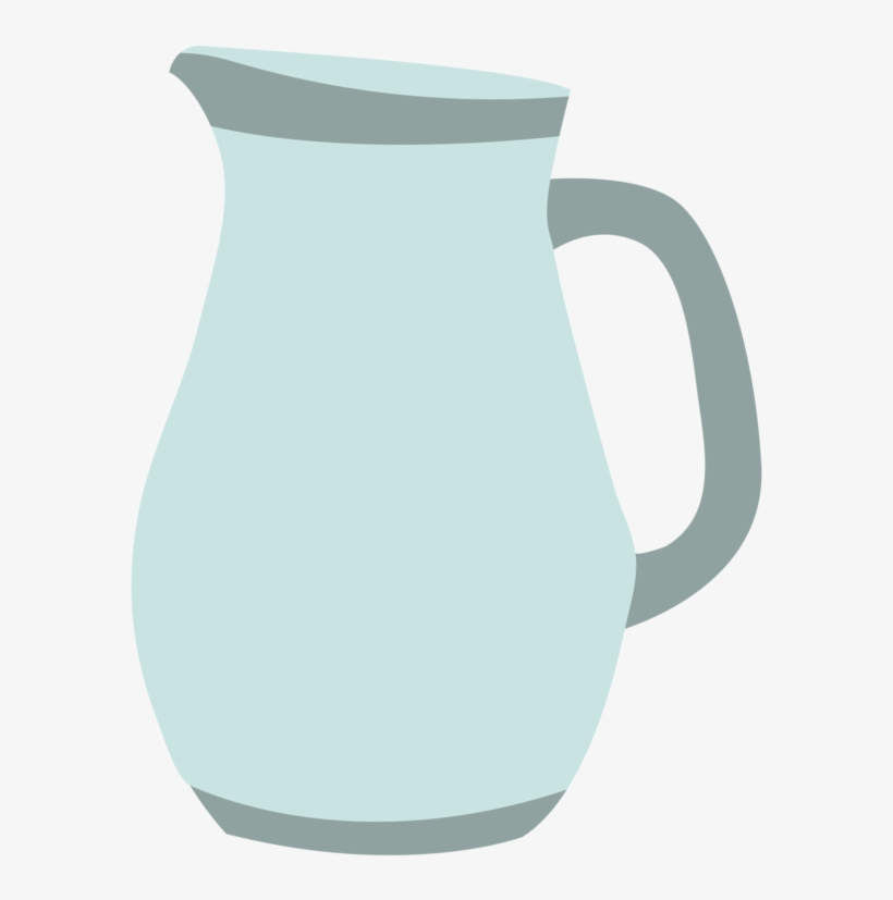 picture freeuse download Mugs clipart water. Jug pitcher mug coffee.