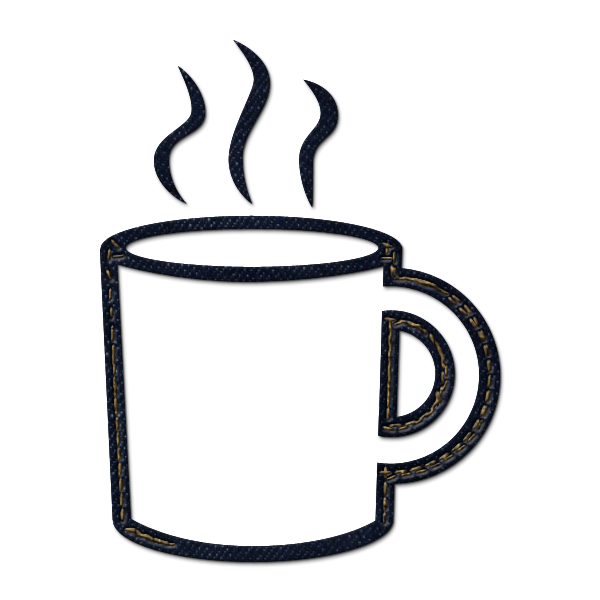 clipart transparent download Interesting cup black and. Mugs clipart water.
