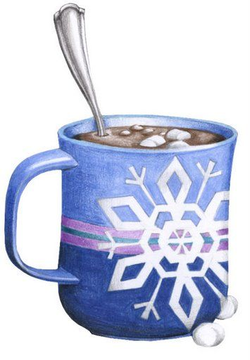 vector black and white download Mugs clipart winter. Free coffee cliparts download.