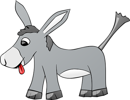 clip royalty free Mule clipart. Black and white free.