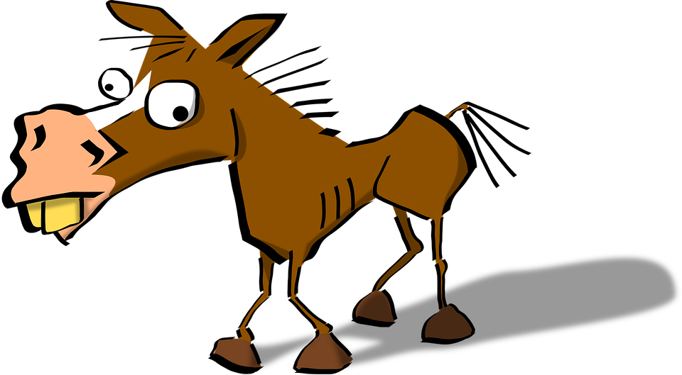 picture freeuse Caballo free on dumielauxepices. Mule clipart.