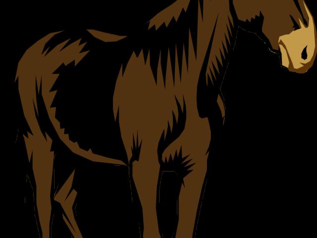 image transparent Free on dumielauxepices net. Mule clipart brown.