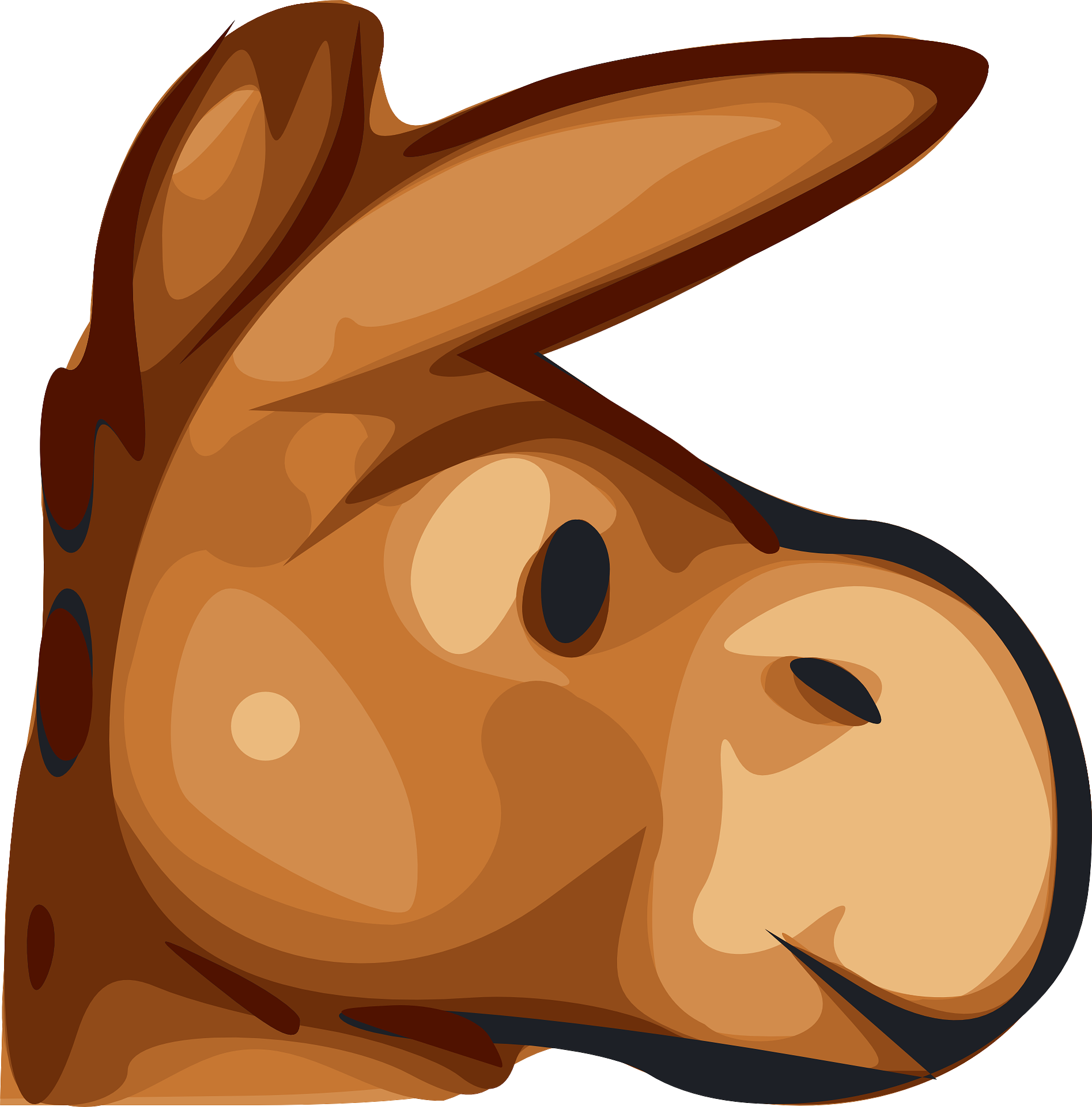 freeuse library Free image . Mule clipart brown.