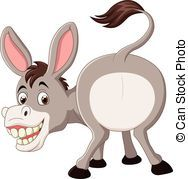 png free download Pin on misfit shirts. Mule clipart donkey tail.