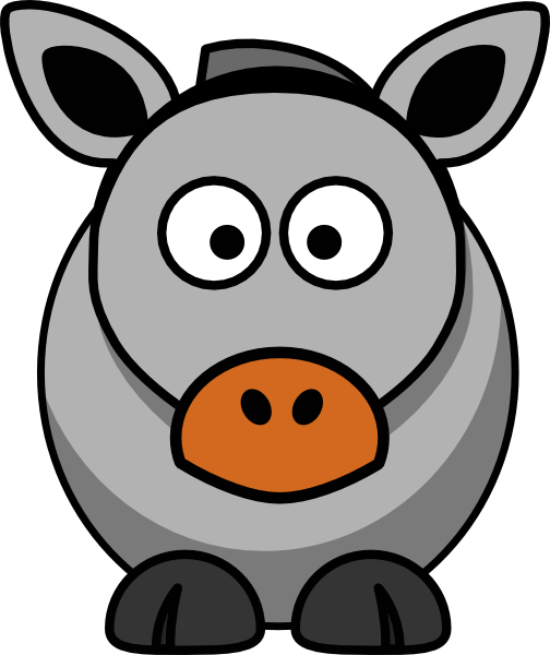 image Mule clipart face. Cartoon free on dumielauxepices.