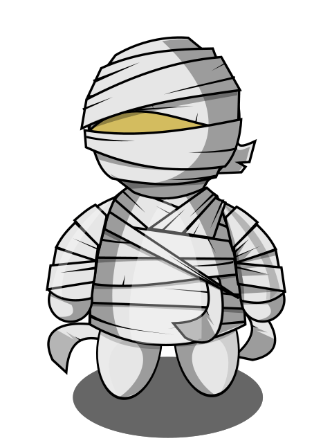 graphic freeuse Mummy clipart. Transparent png stickpng people