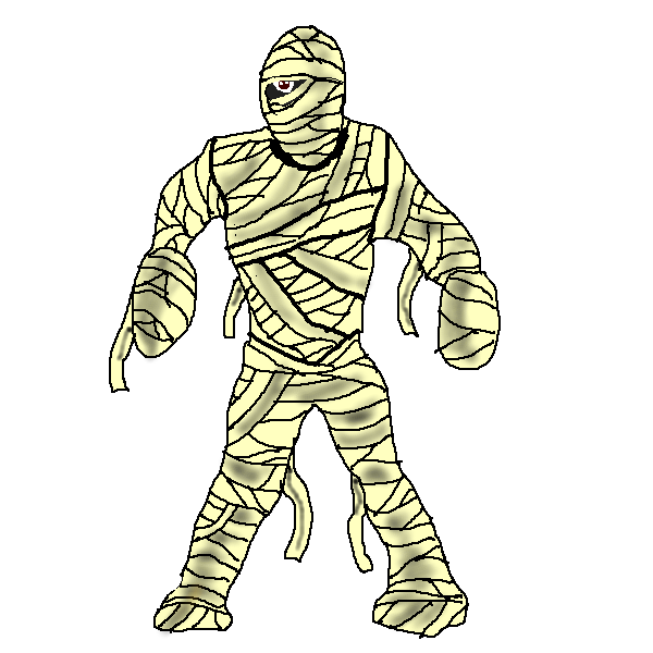 jpg freeuse download Mummy clipart for kids. Cartoon kid clipartix
