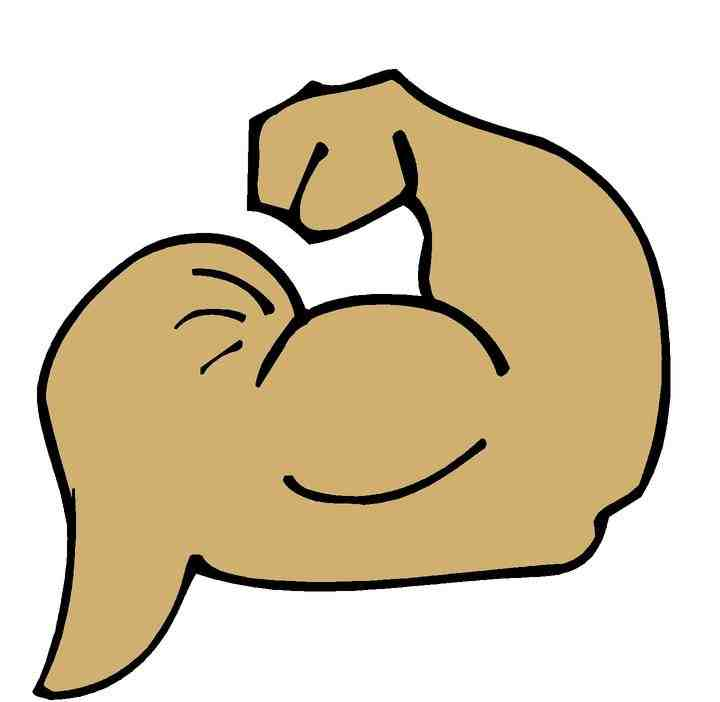 banner free library Clip art panda free. Muscles clipart.