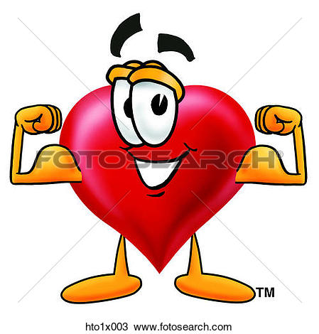 clip royalty free  clip art clipartlook. Muscles clipart heart muscle