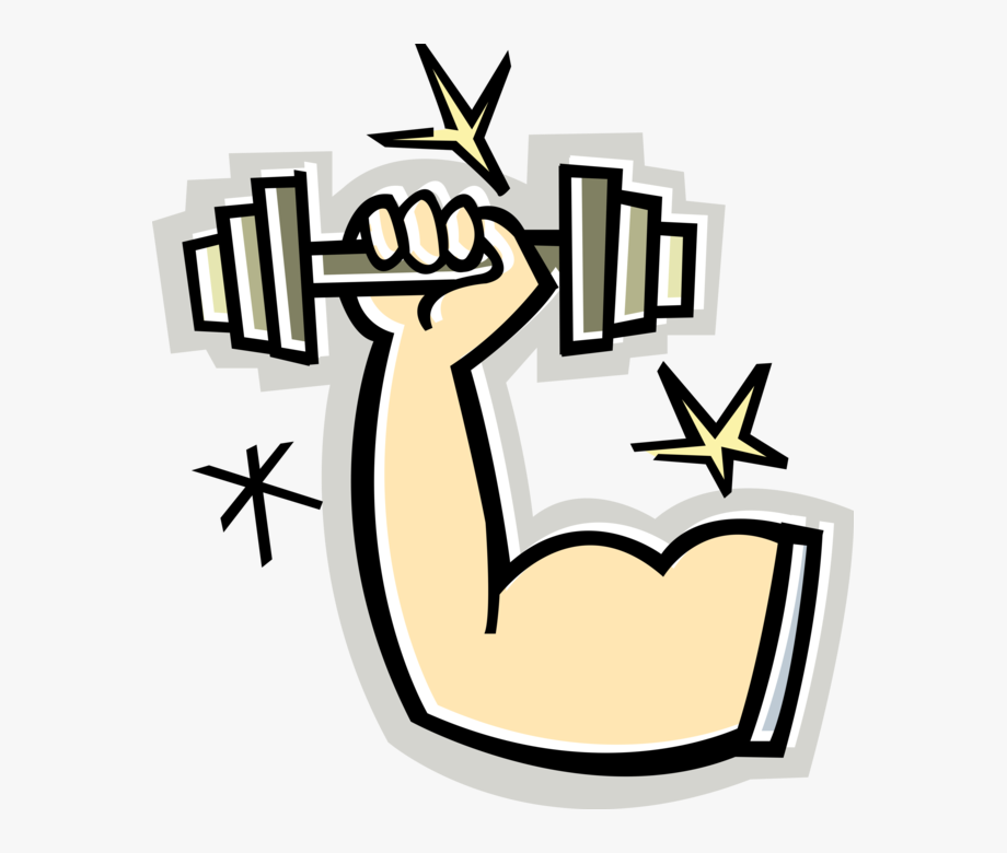 png black and white download Muscle arms clip art. Muscular arm clipart.
