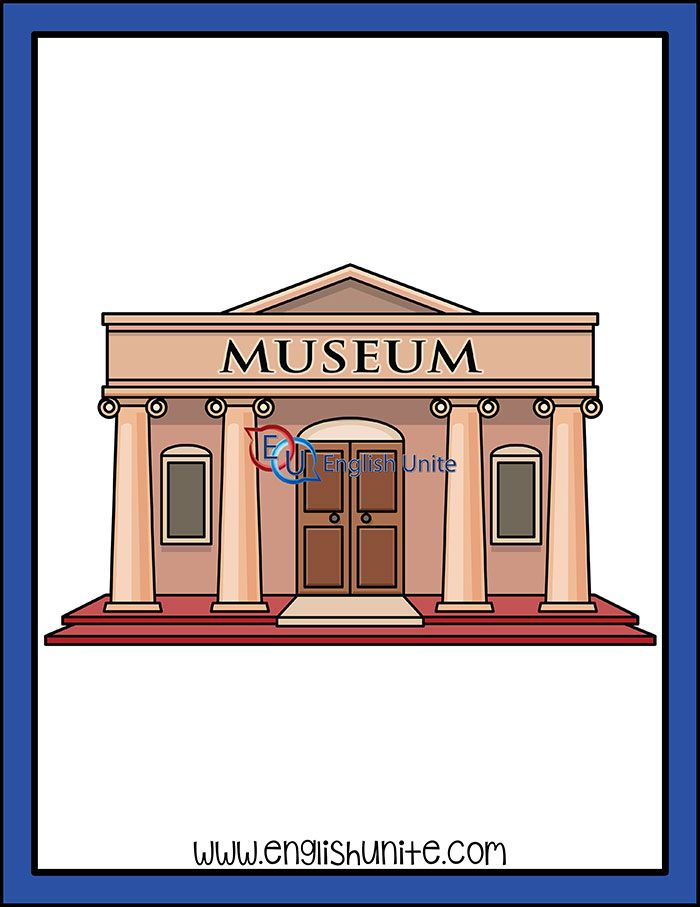 svg library library Building icon denah clip. Museum clipart