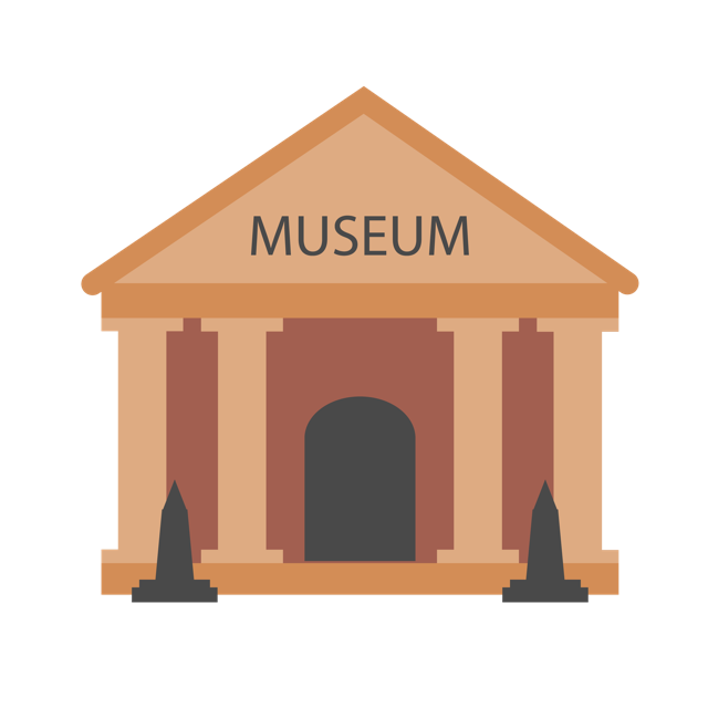 svg library Museum clipart. Musuem transparent free for