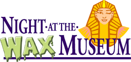 graphic library download The wax south baldwin. Museum clipart night at museum.