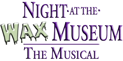 vector library stock The wax musical ordering. Museum clipart night at museum.
