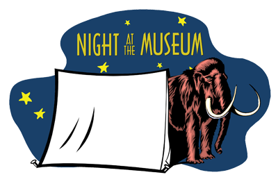 picture freeuse stock Museum clipart night at museum. The children s overnight.