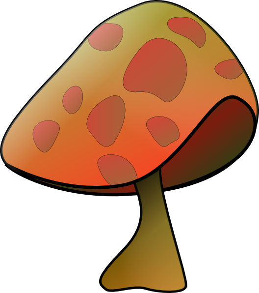 png transparent download Mushroom clipart portobello mushroom. Panda free images mushroomclipart.